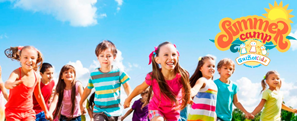 Campamento urbano de inglés en Cáceres: Summer Camp en Guiñol Kids