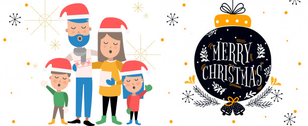 Canciones de Navidad y Villancicos en ingles para niños