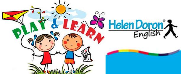 Play & Learn - método de aprendizaje de inglés divertido